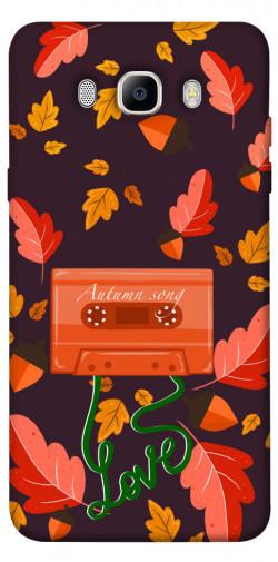 Чехол itsPrint Autumn sound для Samsung J510F Galaxy J5 (2016)