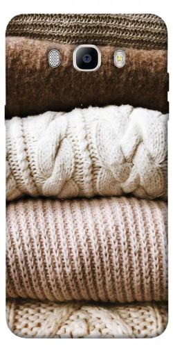 Чехол itsPrint Knitted aesthetics для Samsung J510F Galaxy J5 (2016)