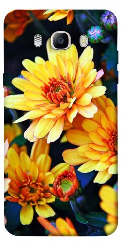 Чехол itsPrint Yellow petals для Samsung J510F Galaxy J5 (2016)