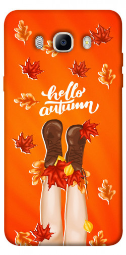 Чехол itsPrint Hello autumn для Samsung J510F Galaxy J5 (2016)
