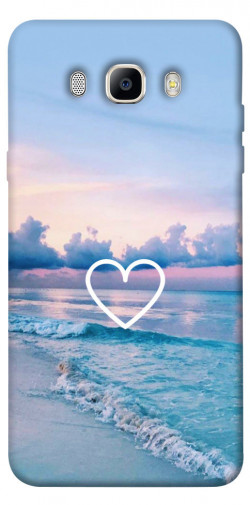 Чехол itsPrint Summer heart для Samsung J510F Galaxy J5 (2016)