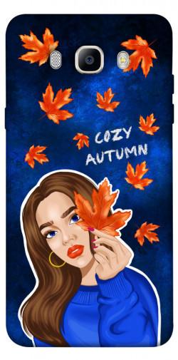 Чехол itsPrint Cozy autumn для Samsung J510F Galaxy J5 (2016)
