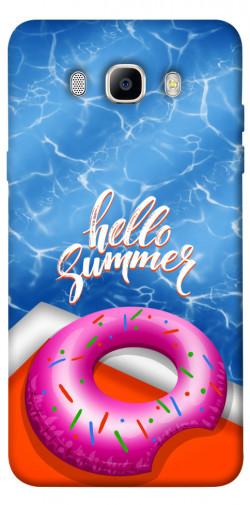 Чехол itsPrint Hello summer для Samsung J510F Galaxy J5 (2016)