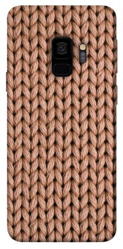 Чехол itsPrint Knitted texture для Samsung Galaxy S9