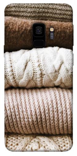 Чехол itsPrint Knitted aesthetics для Samsung Galaxy S9
