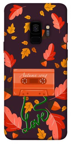 Чехол itsPrint Autumn sound для Samsung Galaxy S9