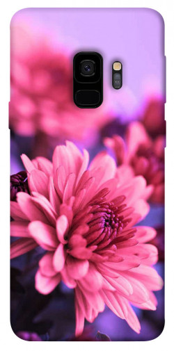 Чехол itsPrint Нежная хризантема для Samsung Galaxy S9