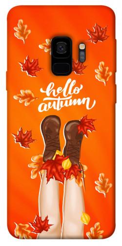 Чехол itsPrint Hello autumn для Samsung Galaxy S9