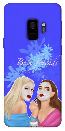 Чехол itsPrint Best friends для Samsung Galaxy S9