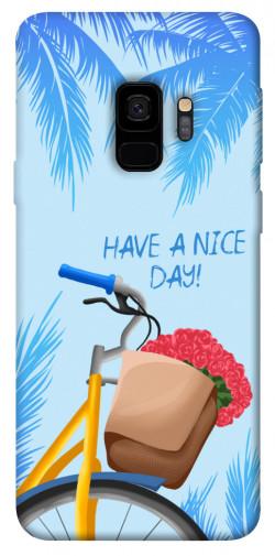 Чехол itsPrint Have a nice day для Samsung Galaxy S9
