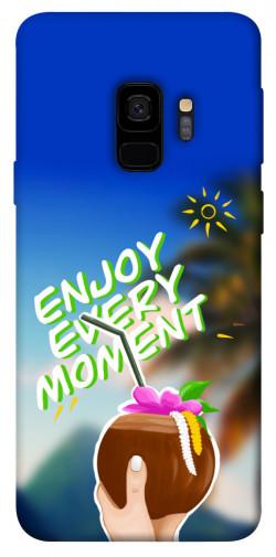 Чехол itsPrint Enjoy moment для Samsung Galaxy S9