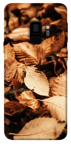 Чехол itsPrint Опавшая листва для Samsung Galaxy S9