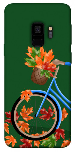 Чехол itsPrint Осенняя прогулка для Samsung Galaxy S9