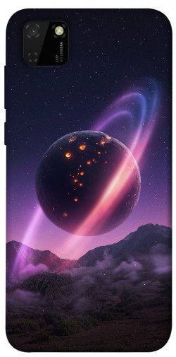 Чехол itsPrint Сатурн для Huawei Y5p