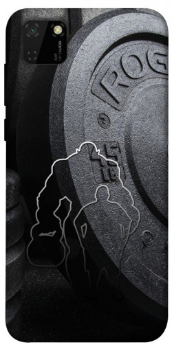 Чехол itsPrint Rod disc для Huawei Y5p