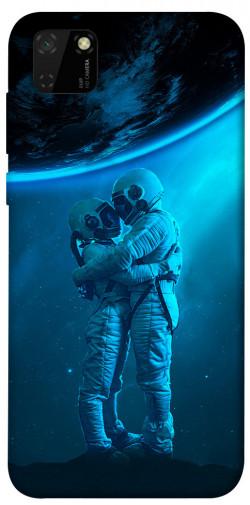 Чехол itsPrint Космическая любовь для Huawei Y5p