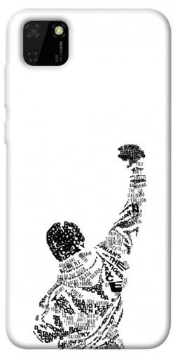 Чехол itsPrint Rocky man для Huawei Y5p