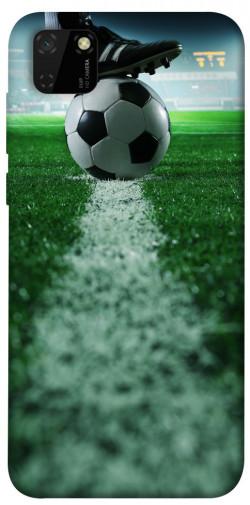 Чехол itsPrint Футболист для Huawei Y5p