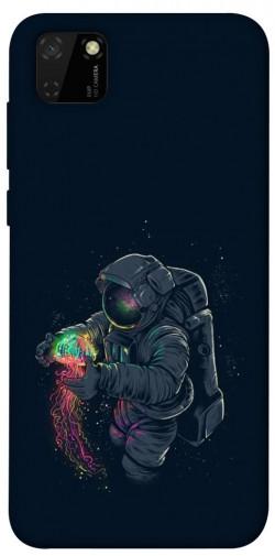 Чехол itsPrint Walk in space для Huawei Y5p