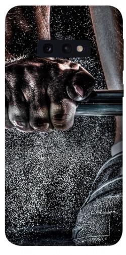Чехол itsPrint Athlete для Samsung Galaxy S10e