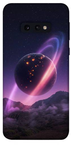 Чехол itsPrint Сатурн для Samsung Galaxy S10e