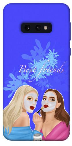 Чехол itsPrint Best friends для Samsung Galaxy S10e