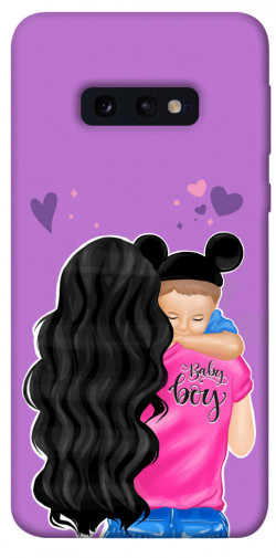 Чехол itsPrint Baby boy для Samsung Galaxy S10e