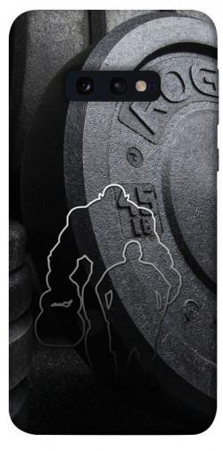 Чехол itsPrint Rod disc для Samsung Galaxy S10e