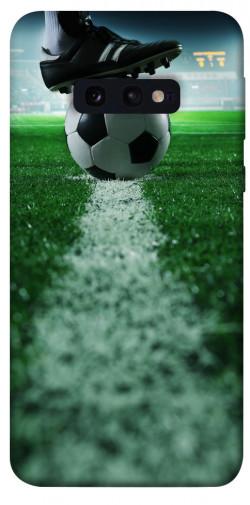 Чехол itsPrint Футболист для Samsung Galaxy S10e