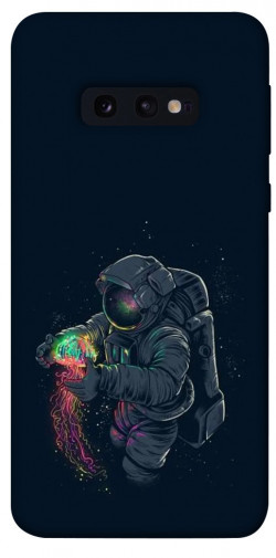 Чехол itsPrint Walk in space для Samsung Galaxy S10e