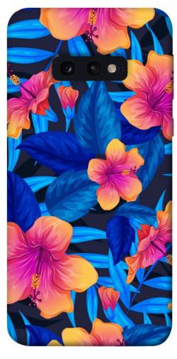 Чехол itsPrint Цветочная композиция для Samsung Galaxy S10e
