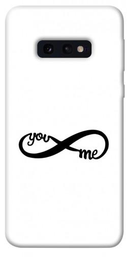 Чехол iPrint You&me для Samsung Galaxy S10e