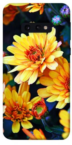 Чехол itsPrint Yellow petals для Samsung Galaxy S10e