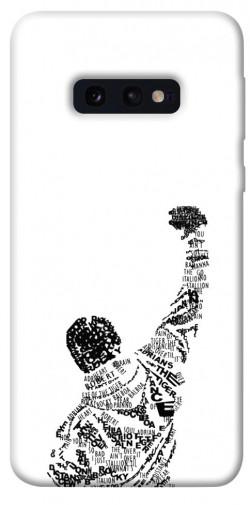 Чехол itsPrint Rocky man для Samsung Galaxy S10e