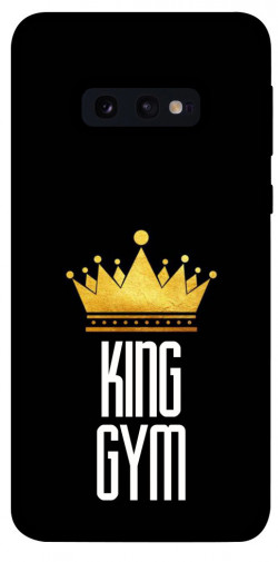 Чехол itsPrint King gym для Samsung Galaxy S10e