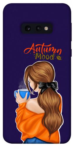 Чехол itsPrint Autumn mood для Samsung Galaxy S10e