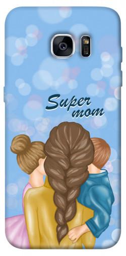 Чехол itsPrint Super mommy для Samsung G935F Galaxy S7 Edge