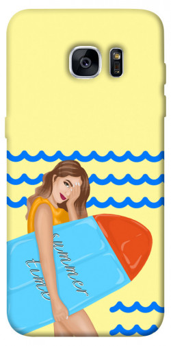 Чехол itsPrint Summer time для Samsung G935F Galaxy S7 Edge