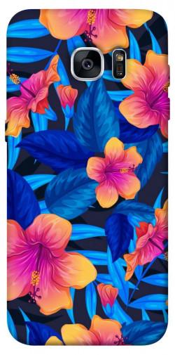 Чехол itsPrint Цветочная композиция для Samsung G935F Galaxy S7 Edge
