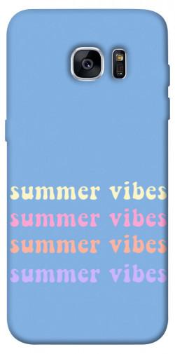 Чехол itsPrint Summer vibes для Samsung G935F Galaxy S7 Edge