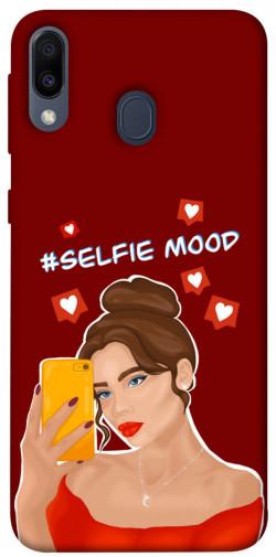 Чехол itsPrint Selfie mood для Samsung Galaxy M20