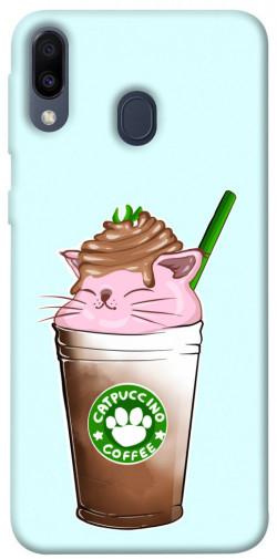 Чехол itsPrint Catpuccino для Samsung Galaxy M20