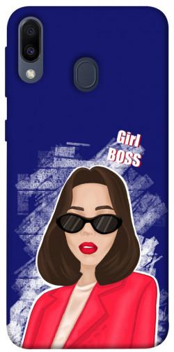 Чехол itsPrint Girl boss для Samsung Galaxy M20