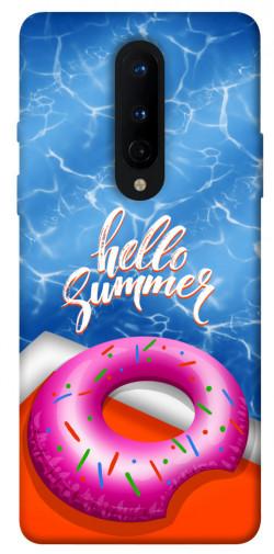 Чехол itsPrint Hello summer для OnePlus 8