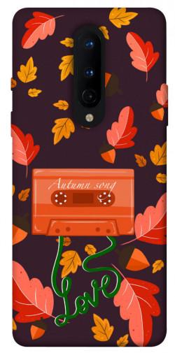 Чехол itsPrint Autumn sound для OnePlus 8