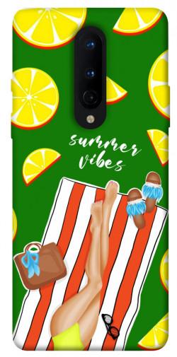 Чехол itsPrint Summer girl для OnePlus 8
