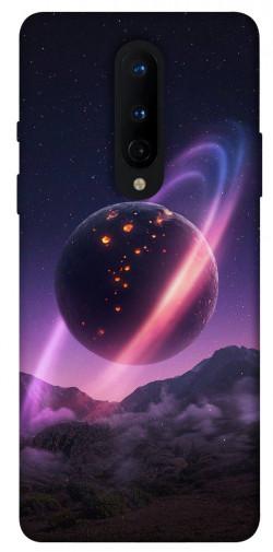 Чехол itsPrint Сатурн для OnePlus 8