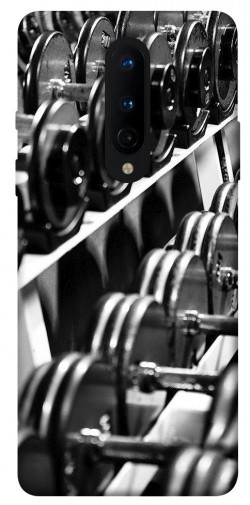 Чехол itsPrint Dumbbells для OnePlus 8