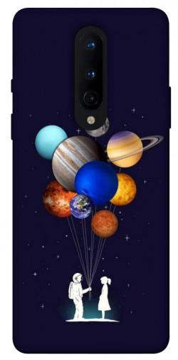 Чехол iPrint Галактика для OnePlus 8