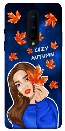Чехол itsPrint Cozy autumn для OnePlus 8